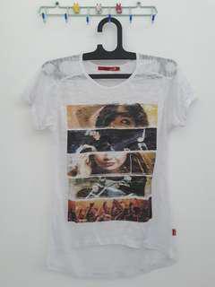T-shirt Fit-U original