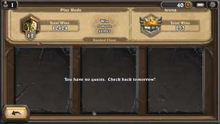 Hearthstone Account(Beta Player)