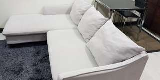 Sectional L Shape Sofa from Blims Furniture