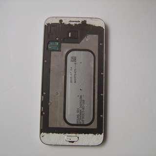 三星 Samsung Galaxy A8 八核心 4G雙卡雙待 5.7吋智慧型手機 螢幕破碎故障零件機~