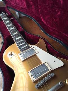 2011 Gibson Custom Shop 1957 Historic Goldtop Les Paul R7 VOS