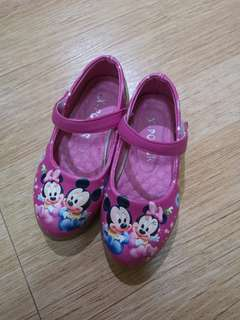 Michey Minnie mouse shoes