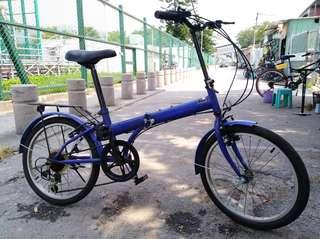 """20"""" Folding bike 20吋6速摺合單車"""