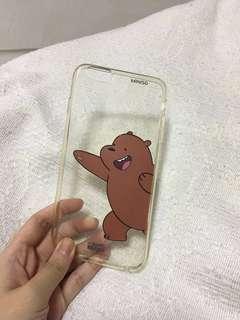 We Bare Bears iPhone 6+ Case