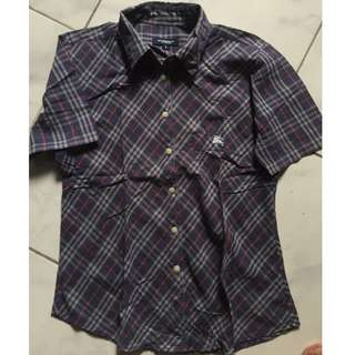 Burberry (button-down)