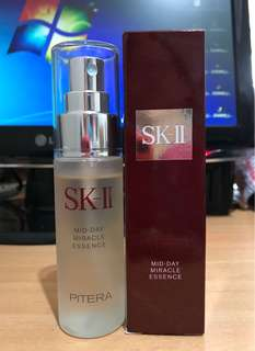 SK II Mid Day Miracle Essence 50ml exp 2020