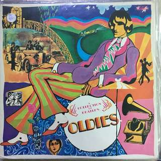 Vinyl Record COLLECTION OF BEATLES OLDIES LP