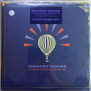 Vinyl Records MODEST MOUSE LP BRAND NEW SEALED!!