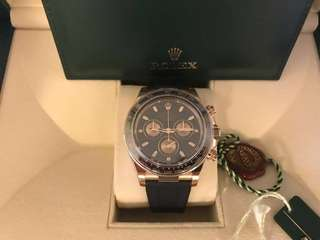 Rolex 116515LN 116515 Daytona Rose Gold