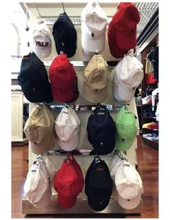 [LOWERED PRICE!!] Ralph Lauren Caps