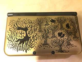 Pokemon 3DS XL Limited Edition