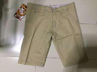 Khaki Short Pants