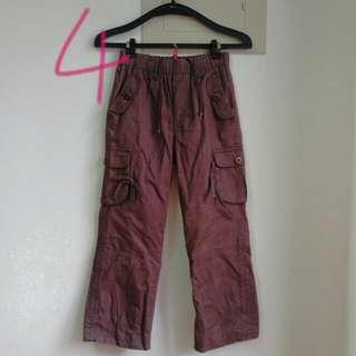 男童長褲 褲子 小朋友長褲 兒童褲子 休閒褲