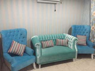 Full set sofa ( custom color )