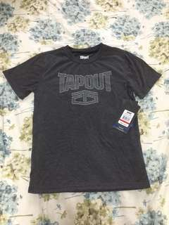 Tapout Charcoal Heather Shirt (kids size S)