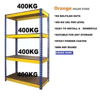 (1800x600x1200mm) BOLTLESS RACK