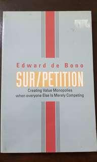 Sur/petition by Edward de Bono