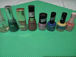 Take All Nail Colour