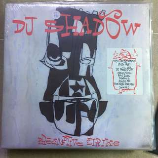 Vinyl Records DJ SHADOW BRAND NEW SEALED!! LP
