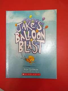 Scholastic Jake's Balloon Blast
