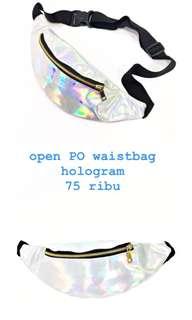 waistbag hologram