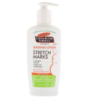 🚚 Palmer's, Cocoa Butter Formula, Body Lotion, Massage Lotion for Stretch Marks, 8.5 fl oz (250 ml)
