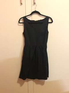 Jack Wills Elegant Black Dress