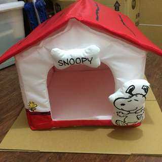 🚚 7-ELEVEN Snoopy & Friends木集Happy集點送 Snoopy 寵物屋