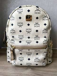 MCM Small Backpack Bag