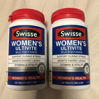 🚚 Swisse Women's Ultivite Multivitamin