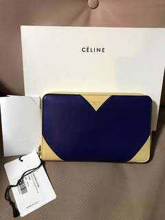 70%new Celine long Wallet 長銀包 made in Italy 🇮🇹 真品 100%real