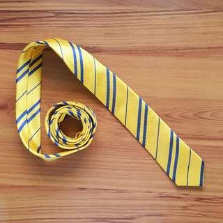 Harry Potter Hufflepuff Hogwarts Necktie