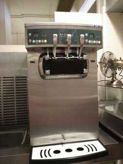 Ice cream machine, Cash register machine, water dispenser machine Rental/ Sale