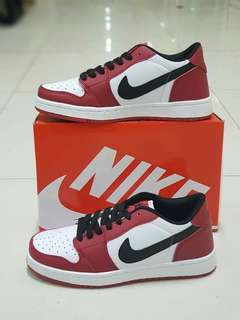 👉 AIRJORDAN 1 LOW WHITERED � P780 only (with box) 👉 sizes for her: 36,37,38,39,40 👉 High Quality Made in Vietnam