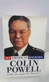 My American Journey - Colin Powell With Joseph E. Persico