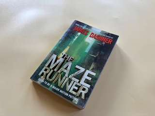 The Maze Runner - James Dashner Novel Import