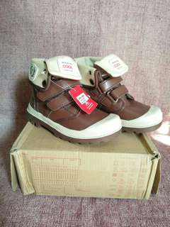 Sepatu boots coolkids, NEW
