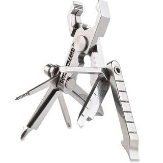 Swiss+Tech Micro Max Multifunction Tool 19 in 1 - Silver