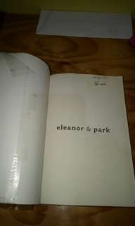 [BU] Novel Eleanor and Park