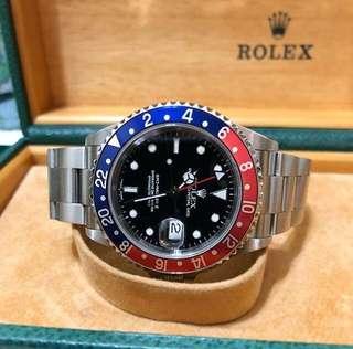 Rolex 16710 Pepsi 888