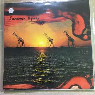 Vinyl records SUMMER HYMUS LP
