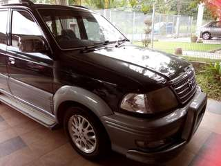 TOYOTA UNSER 1.8cc LGX ONE LADY OWNER