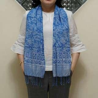 Syal/scarf Batik Tradisional