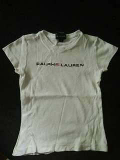 Ralph Lauren top for toddlers