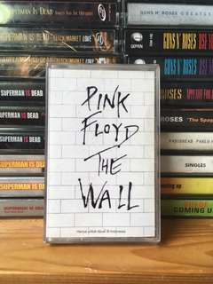 KASET PINK FLOYD THE WALL