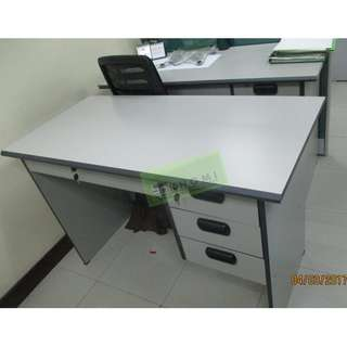FREESTANDING TABLES MESH CHAIRS & VERTICAL CABINET--KHOMI