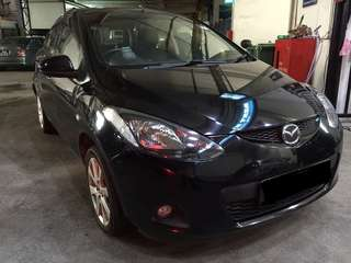 CAR FOR RENT $210 ONLY 13/07 - 16/07 MAZDA 2 P PLATE WELCOME