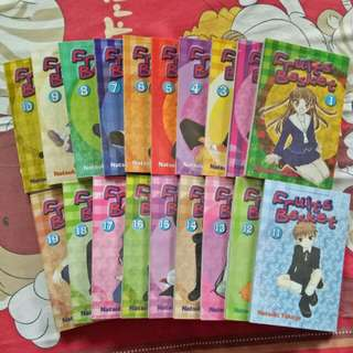 Komik Serial Cantik Fruits Basket Vol.01-19