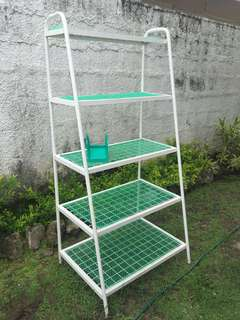 5-Tier Metal Plant Rack