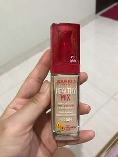 Bourjois Healthy Mix Foundation Shade Light Vanille (No 51) - Share in Jar